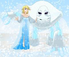 Elsa on Elsa's place Pt.2