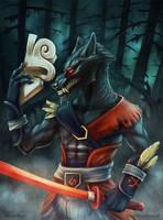 Juggernaut by RavenMadwolf