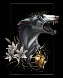 Golden Heart by RavenMadwolf