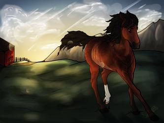 {WMRPG} Prairie | Into the Unknown by Rocheryn