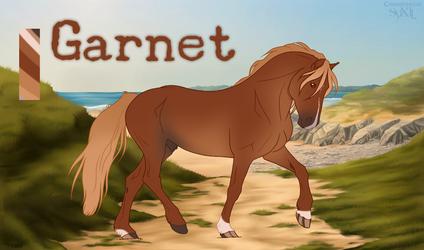 {DiRPG} Garnet | Lead Stallion by Rocheryn