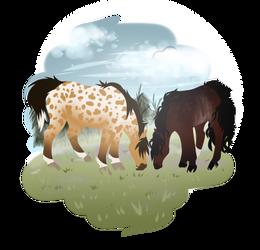 {WMRPG} Prairie | Pleasant Grazing by Rocheryn