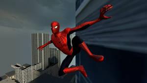 Spiderman 2002 Sfm Pose 19