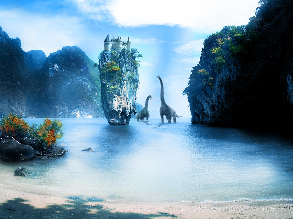 Paradise by Gadyagrut