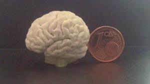 Nano Brain for Steampunk Wrist Computer 2.0