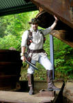 Steampunk Hunter - Arsenal Best  tropical gear