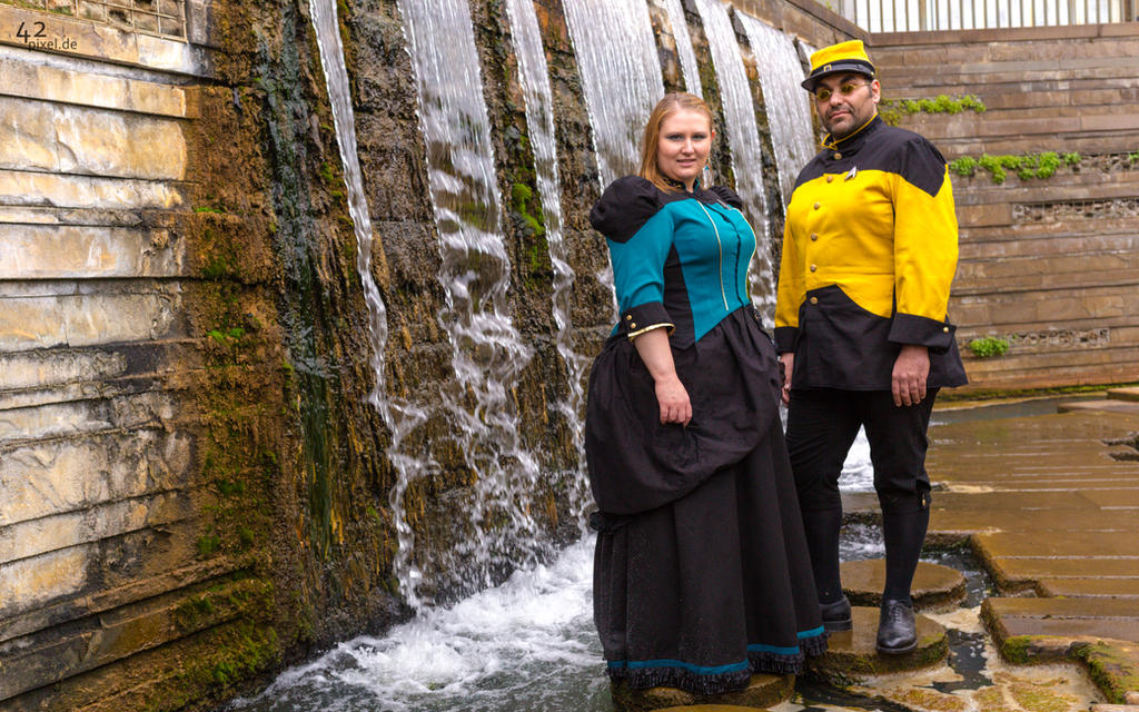 Steam Trek - Victorian Star Trek TNG II by Arsenal-Best