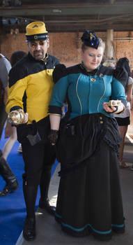 Steampunk Star Trek - Steam Trek TNG - final stage