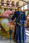 You're in the Navy now - Steampunk Navy Admiral