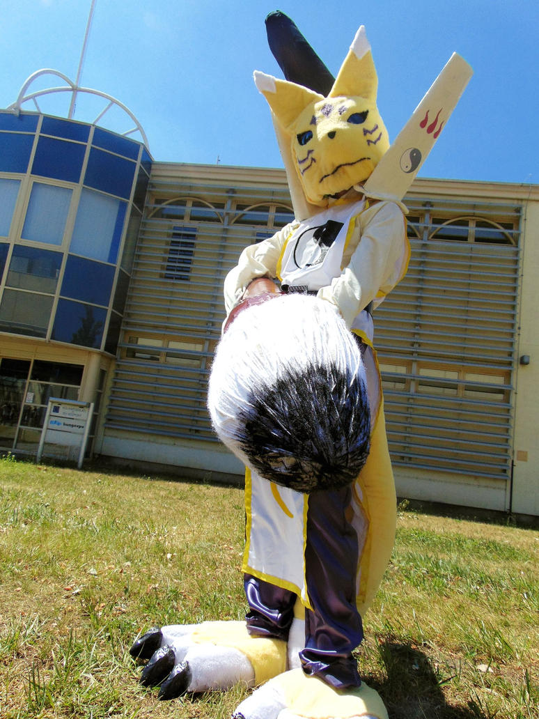 digimon tamers taomon - photo #5