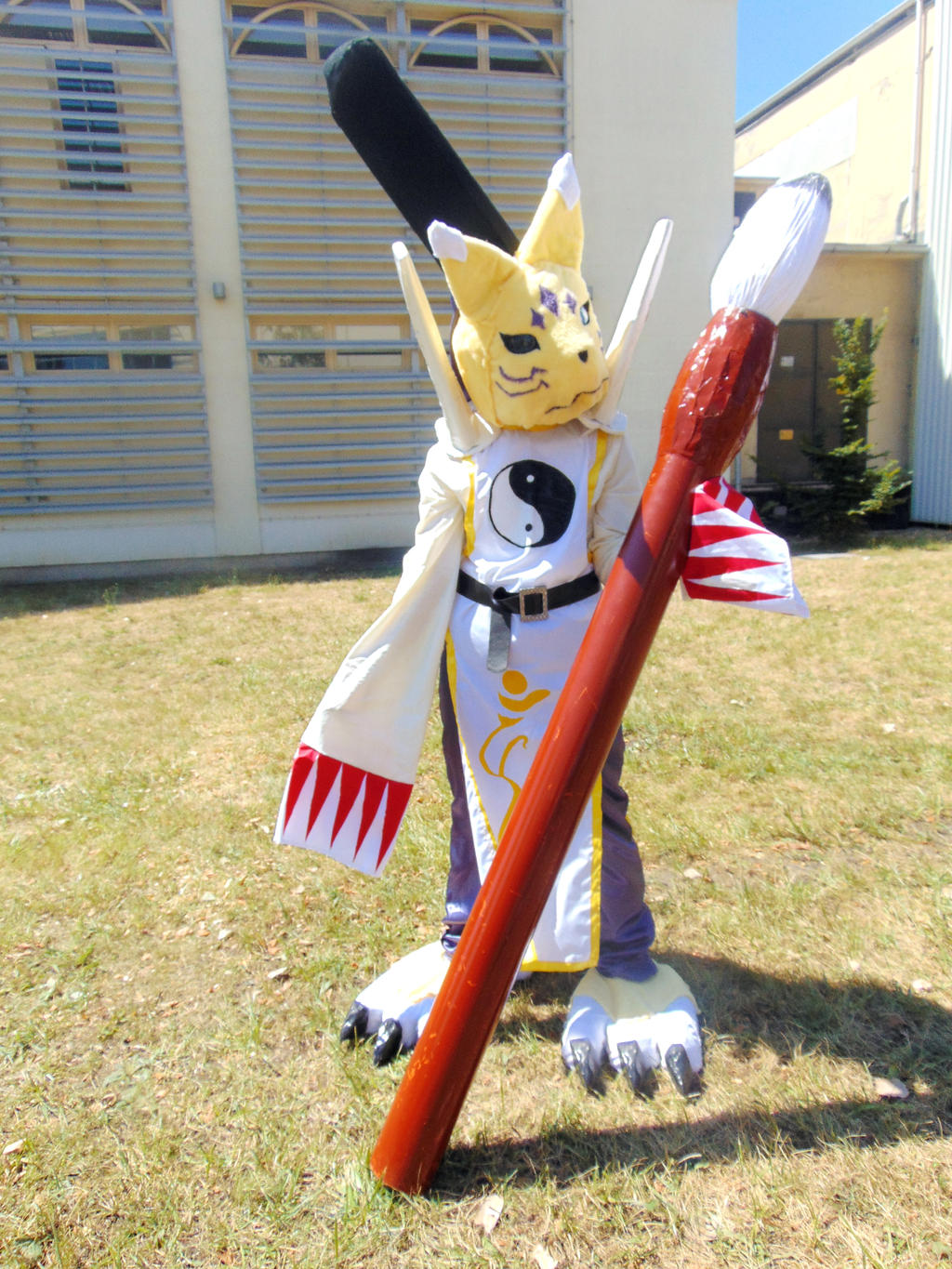 digimon tamers taomon - photo #23