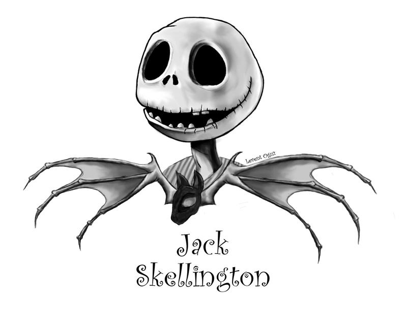 Jack Skellington from Nightmare Before Christmas by byhorus on ...