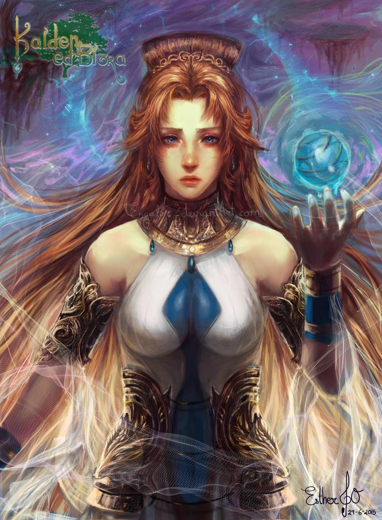 Land of memories [Kaiden ed Biora Mythology] by Esgalor
