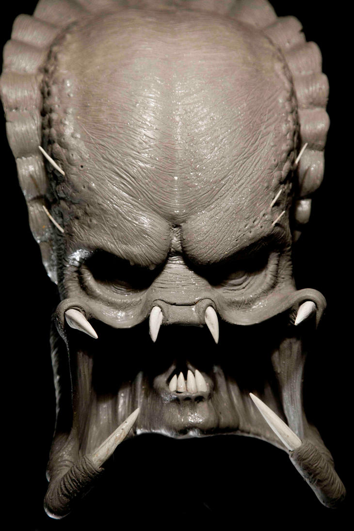 predator face by ClaudioStrati on DeviantArt