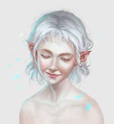 Little magic by Nezumi96