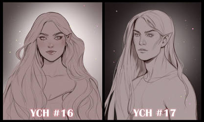 [CLOSED] YCH Auction #16-17