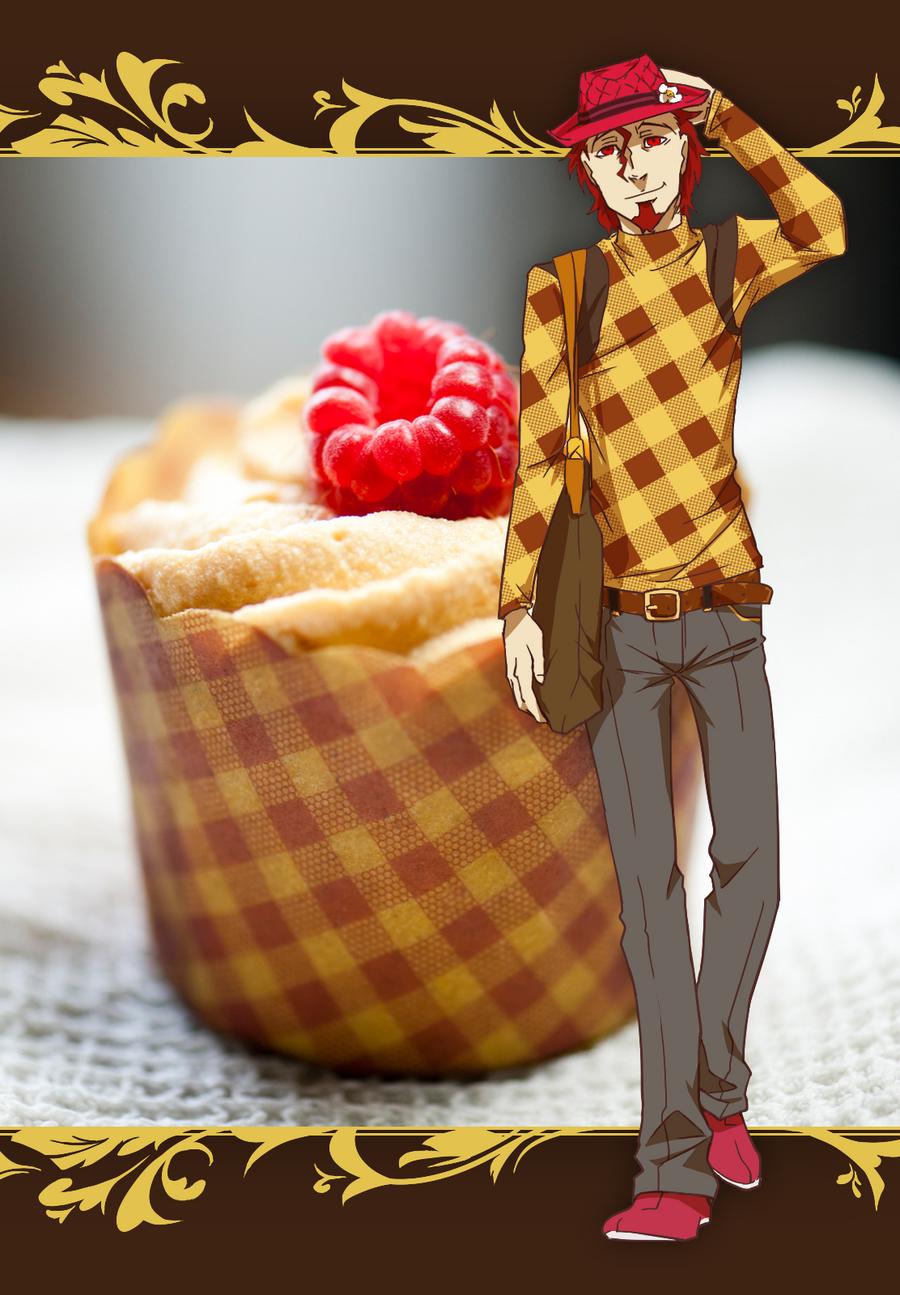 Jaunty cupcake by clickmon