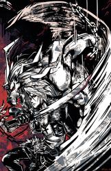 Final Fantasy VIII -Squall Leonhart (Side B)- by lightning-seal
