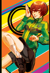 Persona 4 - Chie Satonaka