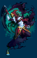 Yomi - Shadow Slice by lightning-seal