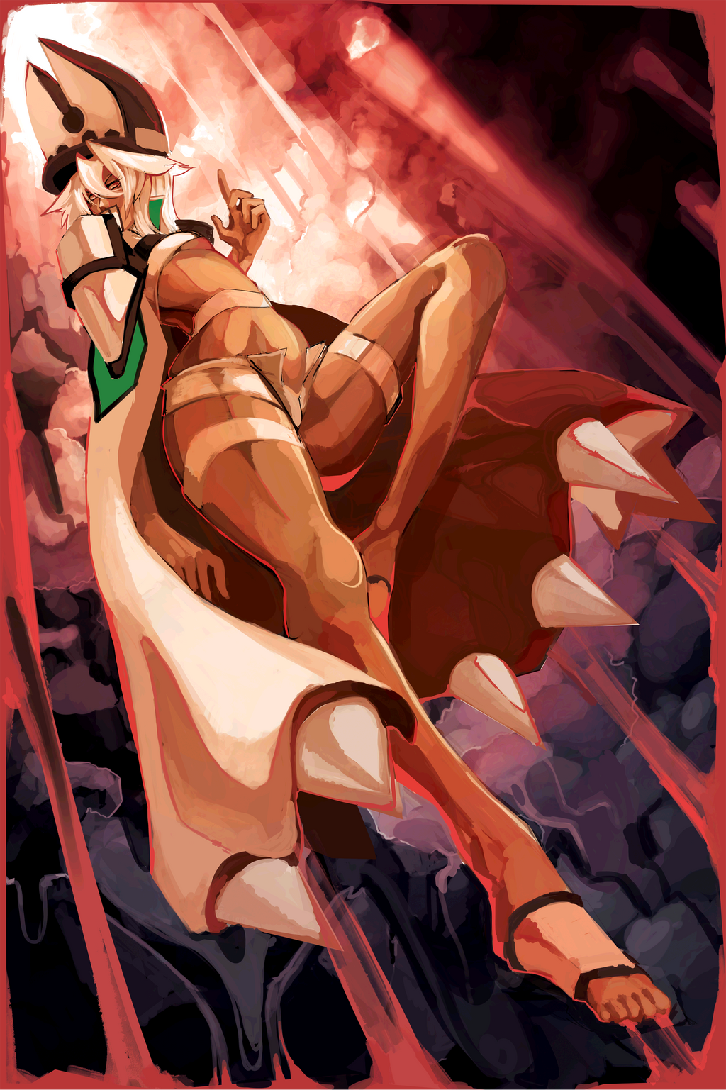 Guilty Gear   Ramlethal Valentine By Lightning Seal