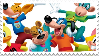 Toontown Online Stamp by Saiionji