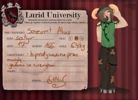 LU: Sozont Alus by Koperus