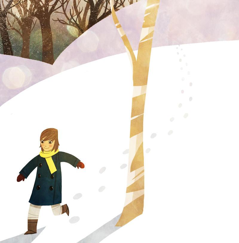 Snowgirl. by joe-wright