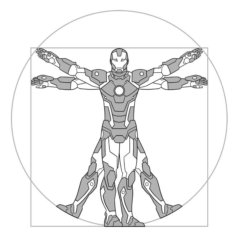 Iron Man 3: I got printed! by joe-wright