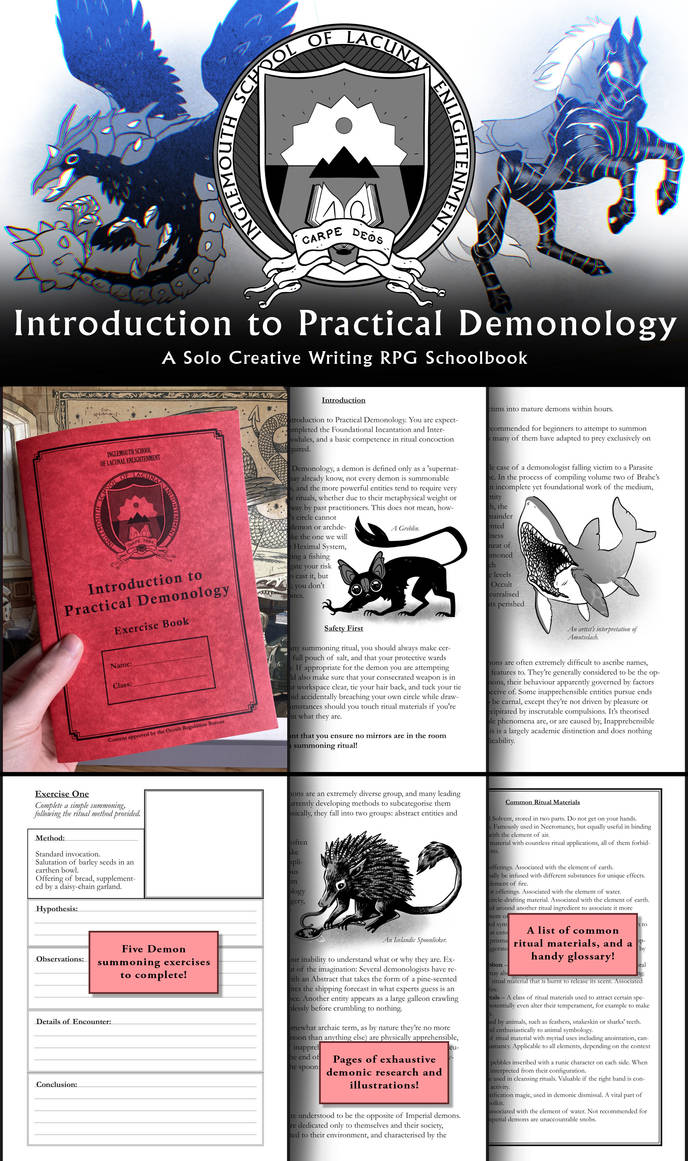 Introduction to Practical Demonology