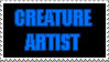 Creature Artist Stamp 01 by SizzyBubbles
