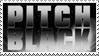PITCH BLACK stamp by SizzyBubbles