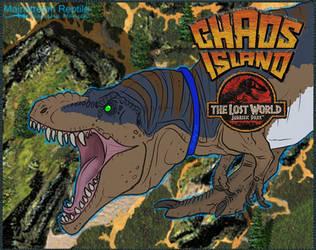 Chaos Island T.rex