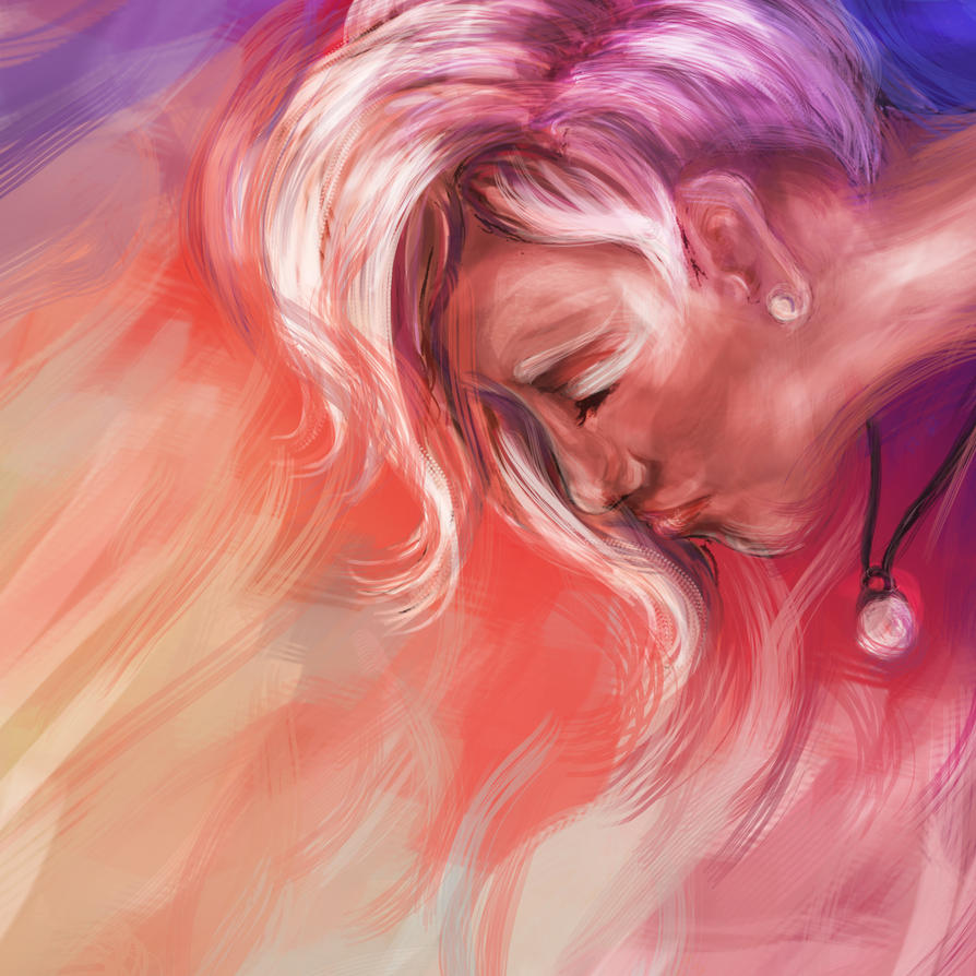 Interim + Speed Painting by InkDrone
