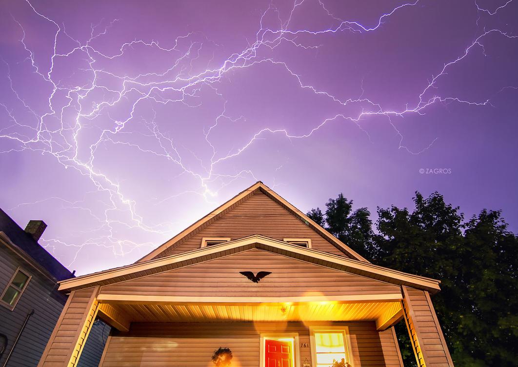 Thunderstorm by Jenova-89