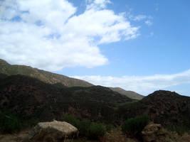 Malibu Canyon by dwarfeater