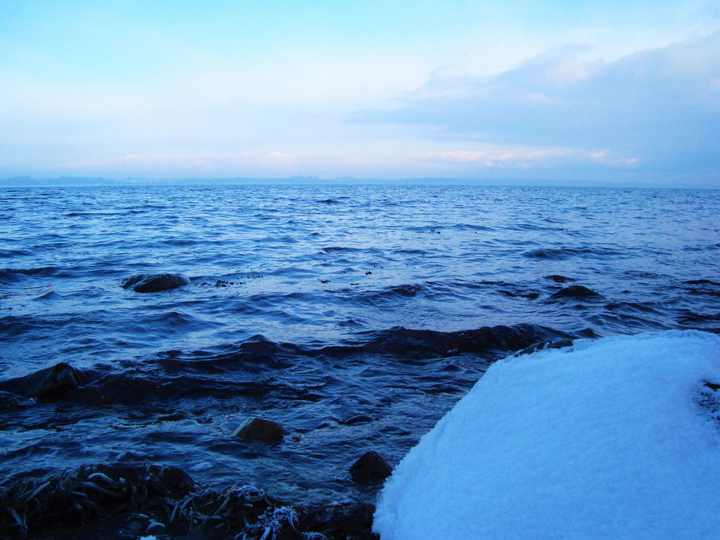 Baltic Sea V by dwarfeater