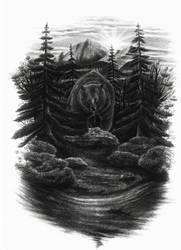 Ursidae Spirit by dwarfeater