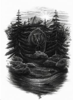 Ursidae Spirit