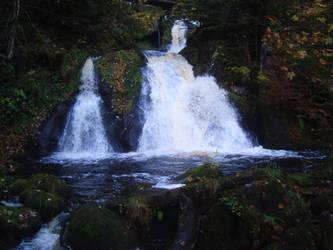 Triberger Waterfalls III