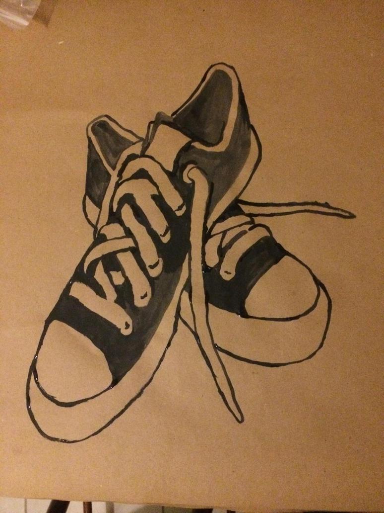 Sneakers  by chrishillman