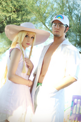 For Personal Reasons - Prof. Kukui x Lillie by AndrewsSchmidt