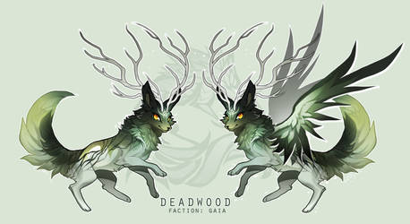[Auction] Dragonkit - Deadwood [CLOSED]