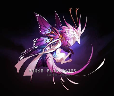 { ADVENT DAY 4 } Sugar Plum Fairy - Auction (OVER)