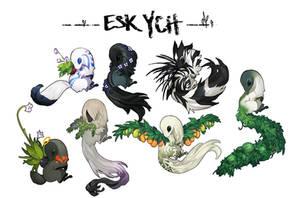 [YCH] Esk by mirrorly