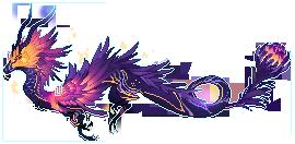 [Pixel] Sunset Dragon