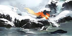 [TWWM] Waterways Quest - The Warming Stone