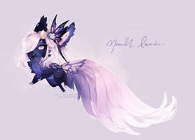 [Elnin] Moonlit Lavender by mirrorly