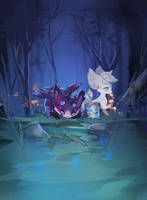 [Elnin] Making Friends by mirrorly