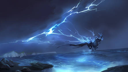 [Esk] Stormbringer by mirrorly
